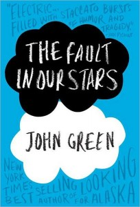 The Fault in Our Stars by John Green - 2012 Cover by Rodrigo Corral