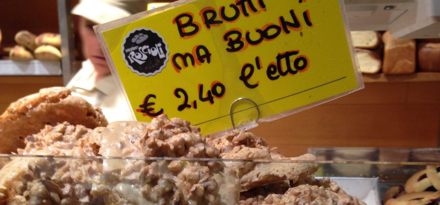 "Biscuits found in Rome called ""Ugly but Good"""