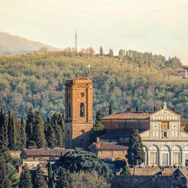 San MIniato outside Florence