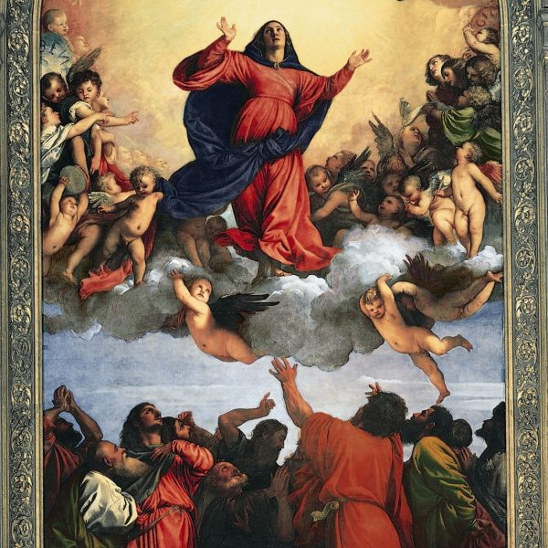The Assumption of Mary, Titian